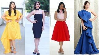 Stunning outfits of Raashi Khanna