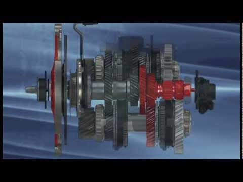 Alfa TCT: Twin Clutch Transmission Animation