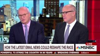 Brzezinski calls out Democrats for hypocrisy over Comey, Scarborough mocks pro-Clinton media