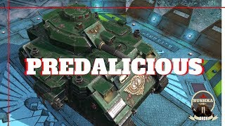 The Predalicious Predator World of Tanks Blitz
