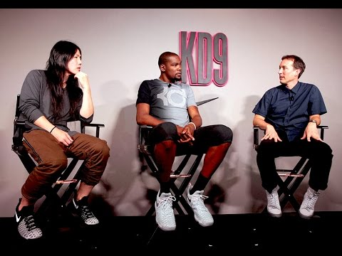Interview With Kevin Durant And Leo Chang For KD 9