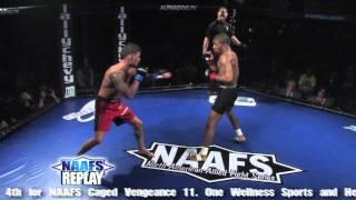 NAAFS Finish of the Week #86 Jerrell Hodge vs Cody Garbrandt