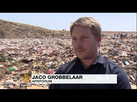 South Africa's landfills pose health risks to thousands