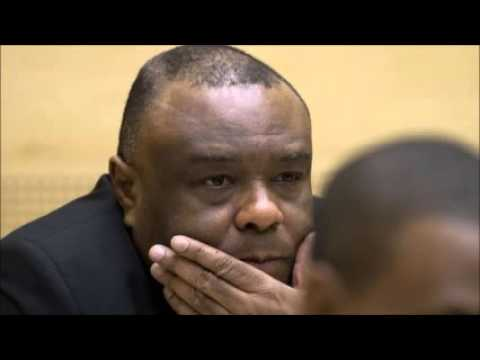 DR Congo's Bemba denies bribery charge at ICC