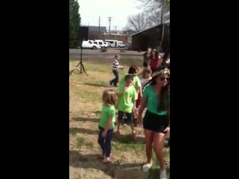 Doing The Wobble video