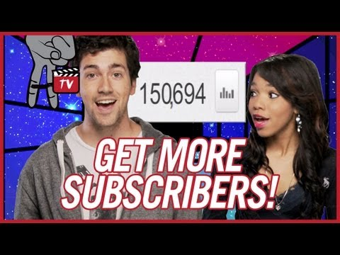 How to get More Subscribers on YouTube with JouleTheif - How To Be A YouTube Star Ep. 5