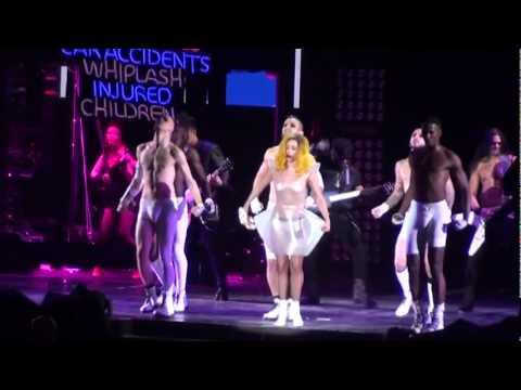 [10 31*] Lady Gaga - Boys, Boys, Boys (live)  The Monster Ball, Madison Square Garden, Nyc, 2 21 11 video