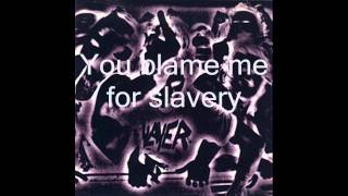 Watch Slayer Guilty Of Being White video