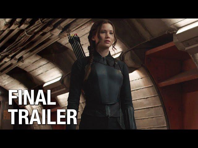 "The Hunger Games: Mockingjay Part 1 Final Trailer – ""Burn"""