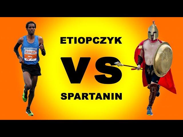 14 PZU Półmaraton Warszawski czyli Kenijczycy vs Spartanie