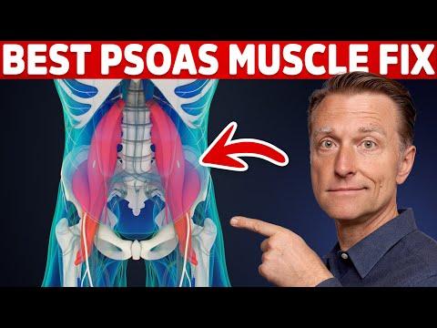 The Best PSOAS Muscle Fix: MUST WATCH!