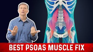 The Best PSOAS Muscle Fix: MUST WATCH!