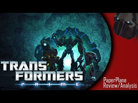 Transformers Prime: Series Review/Analysis