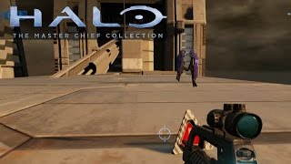 "Master Chief Collection: Halo 2 ""Scarab Gun Achievement/Easter Egg"""