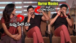 Sumanth And Eesha Rebba Superb Fun at  Subrahmanyapuram Movie Team Interview | Filmylooks