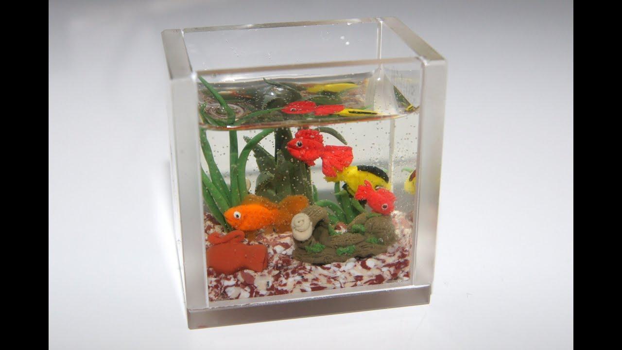 Как сделать своими руками аквариум для рыбок 482