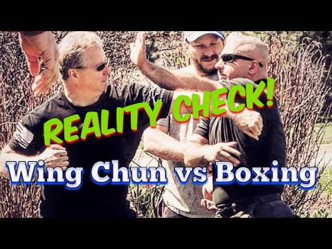 Wing Chun that Beats Boxing Image 1