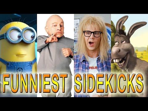 7 Funniest Movie Sidekicks: Minions, Mini Me & More!