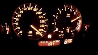 BMW E46 M3 0-300 Tacho W/ Launchcontrol