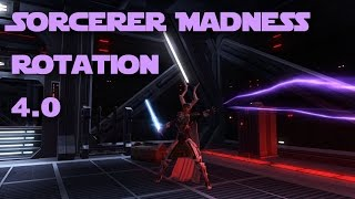 SWTOR: Sorcerer Madness Rotation Guide - 4.0 (HD-1080p-60fps)