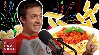 Unlimited Pasta Pass Challenge - #563 | RT Podcast