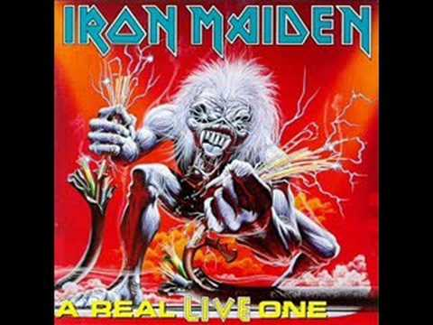 Iron Maiden - Wasted Years (1993 Live)
