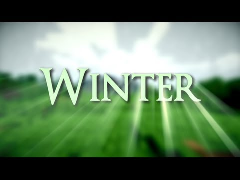 """Winter"" A Minecraft Cinematic"