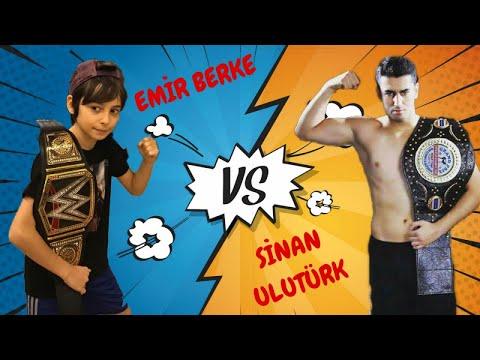 Emir Berke VS Sinan Ulutürk / Kick Boks Maçı