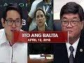 UNTV: Ito Ang Balita (April 12, 2018)