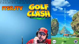 Golf Clash Spring Major Main qualifying