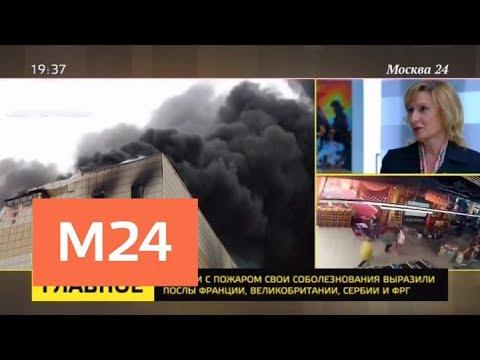 Об обеспечении безопасности посетителей московских торговых центров - Москва 24