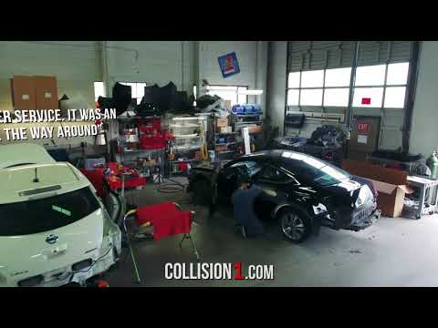 Bellevue WA Collision 1 | Auto Body Repair & Customer Reviews