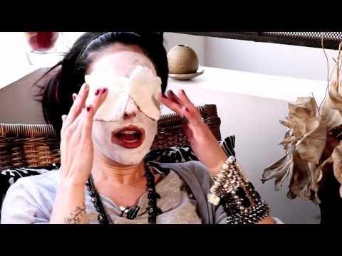 Máscara facial ! Simples com dicas eficientes!