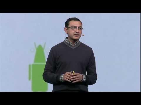 Google I/O 2010 - Keynote Day 2 Android Demo - Full Length