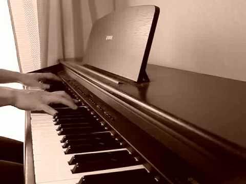 ULTRAMAN TIGA -TAKE ME HIGHER- on Piano