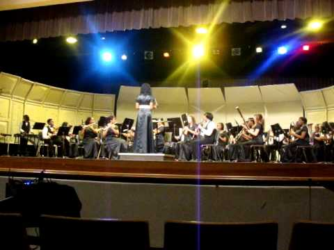 DRUID HILLS High School Symphonic BAND LGPE 2011