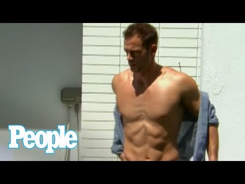 Behind the Scenes of William Levy's Shirtless Photo Shoot!