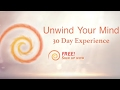 FREE Unwind Your Mind 30-Day Program, ACIM, A Course In Miracles, Frances Xu