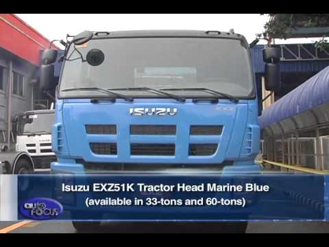 Industry News Isuzu Heavy-Duty Trucks Preview