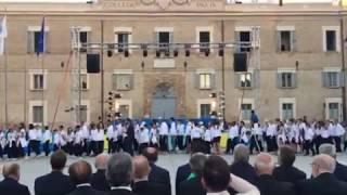 #Trofeo CONI 2017: sfilata d'apertura