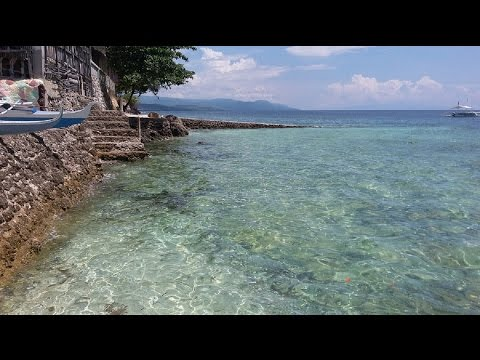 Philippines tourism ~ Leaving Moalboal, final thoughts ~ My Motorcycle Adventures ~ Cebu Philippines