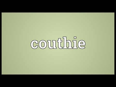 Header of couthie