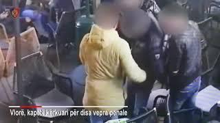 Ora News-Kapet i forti i Vlorës, shikoni momentin e arrestimit teksa ishte duke pirë kafe
