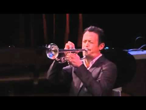 Andrea Tofanelli - concert of Yamaha All Stars on Trumpet Music Videos