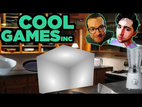 Griffin and Nick Design Cook For Cube (with Justin McElroy!) — CoolGames Inc