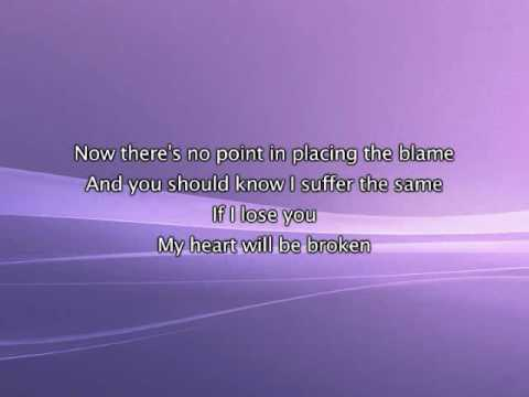 Madonna - Frozen, Lyrics In Video