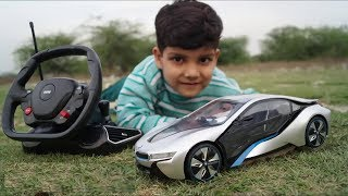 Unboxing of BMW i8 RC   Kids Toy   BMW   2019