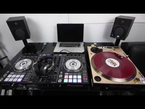 Pioneer DJ DDJ-SX2 Features Talkthrough