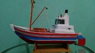 корабль PATTAYA