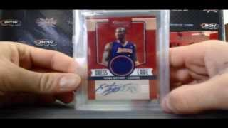 BlowoutCardsTV - Alex G's 2013 SBay SportsCards Basketball 2 Box Break